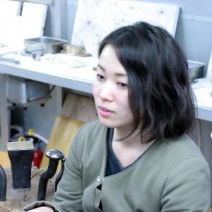 彫金教室staff