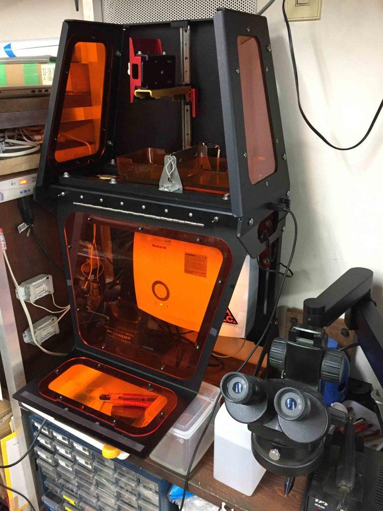 crucible CAD 3Dプリンター
